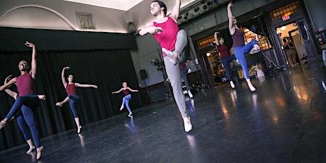 Beginning Intermediate Ballet (adult class) tickets
