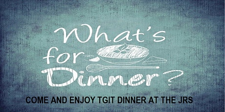 TGIT DINNER - 2 SEATING TIMES - BE SURE TO SELECT CORRECT TIMINGS tickets