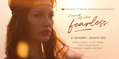 Vrouwenconferentie Crowned with Glory - FEARLESS tickets