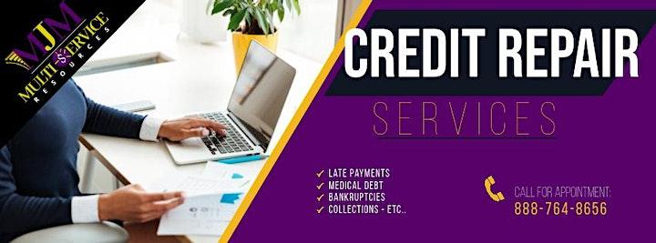 FREE Credit Repair Consultation & E-Book image