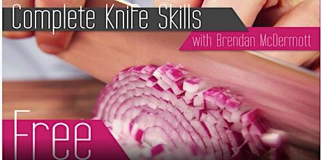 Free Cooking Knife Skills Workshop tickets