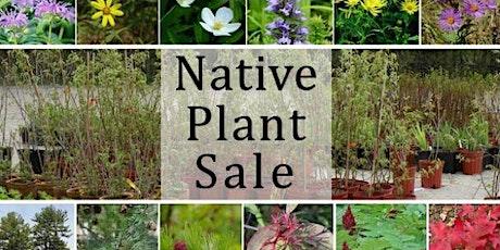 Michigan Wildflower Native Plant Sale tickets