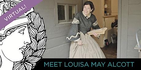 Meet Louisa May Alcott! tickets