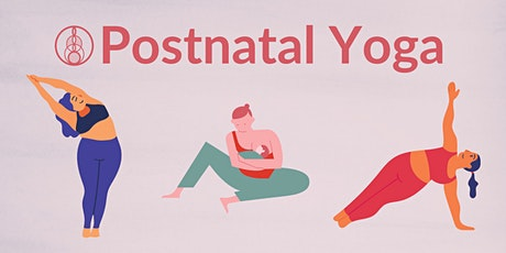 Parent & Baby Yoga/Postnatal Yoga tickets