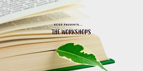 RCGD Presents The Workshops tickets