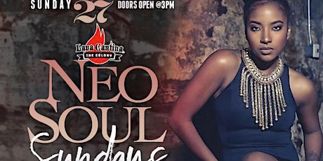 NEO SOUL SUNDAYS feat SOULFUL SOUNDZ THE BAND tickets