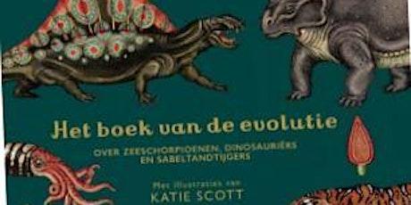 KinderBoekenWeek: Reis terug in de tijd! Ontmoet vreemde dieren tickets