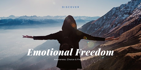Discover Emotional Freedom Through Ayurveda:  Awareness, Choice & Free Will tickets
