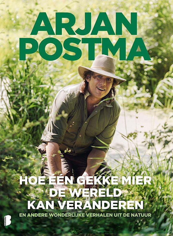 Afbeelding van Een avond met Arjan Postma, de bekendste boswachter van Nederland!