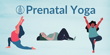 Prenatal Yoga tickets
