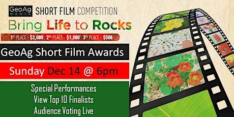 GeoAg Short Film Awards tickets