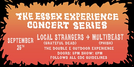 Dead VS. Phish Feat. Local Strangers & Multibeast tickets