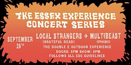 Dead VS. Phish Feat. Local Strangers & Multibeast tickets