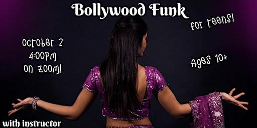 Bollywood Funk Class