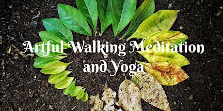 Artful Walking Meditation & Yoga in the Neighborhood of the Arts tickets