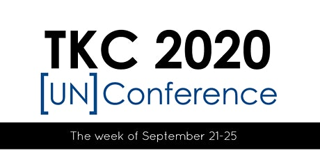 TKC Users' Conference 2020 tickets