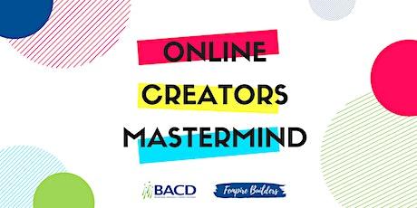 Online Creators Mastermind tickets