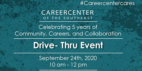 Career Center Community Day! Drive- Thru Event tickets