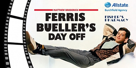 Drive-In Movie: October 10th-Ferris Bueller's Day Off tickets