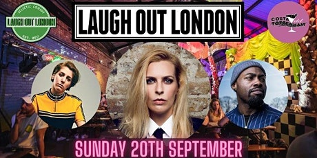 Laugh Out London in Tottenham - Sara Pascoe tickets