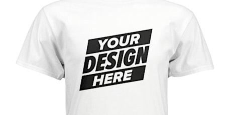 Atelier t-shirt - Découpe vinyle tickets