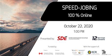 Fall Recruitment Event - Online Speed-Jobing 2020 - Recruiter Registration tickets