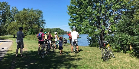 À la vélo-découverte du Parcours Gouin billets
