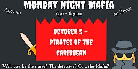 Monday Night Mafia: Pirates of the Caribbean Edition tickets