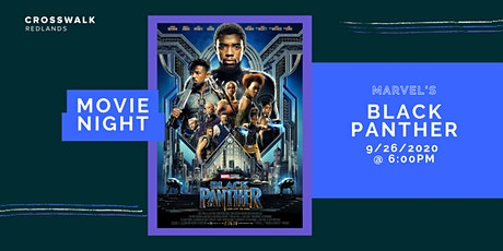 Outdoor Movie Night: The Black Panther (2018) tickets