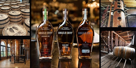 Angel's Envy Virtual Whiskey Tatsting tickets
