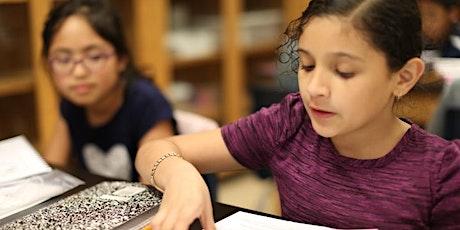 MASS STEM Week Design Challenges: 3rd to 5th Grade tickets