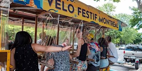 Parcours de Vélo festif ! billets