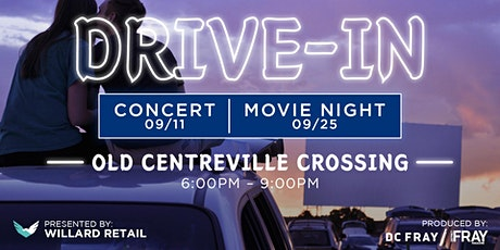 Old Centreville Crossing Drive-In Experience tickets