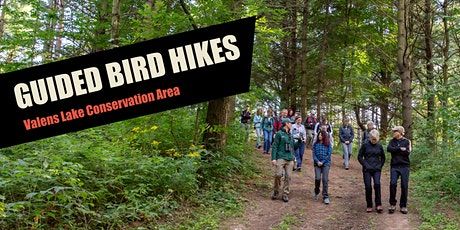 Guided Bird Hikes tickets
