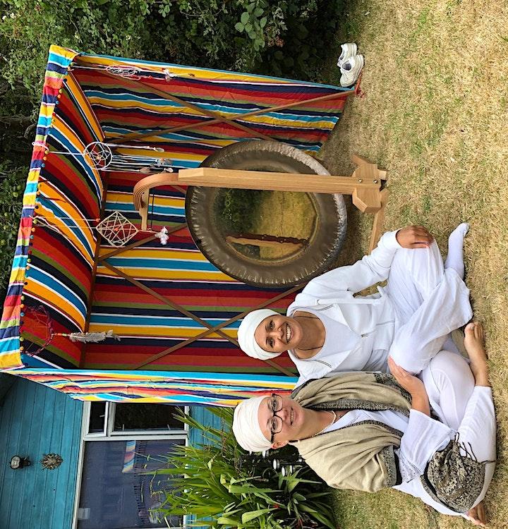 Kundalini Yoga and Gong Bath workshop image