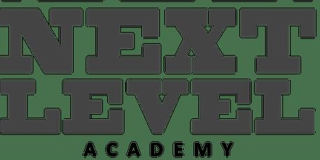 Next Level Academy Spring 2021 Registration tickets