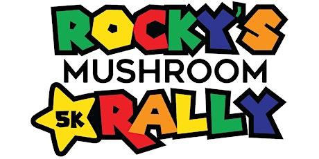 Rocky's Mushroom Rally 5K - HAAF tickets