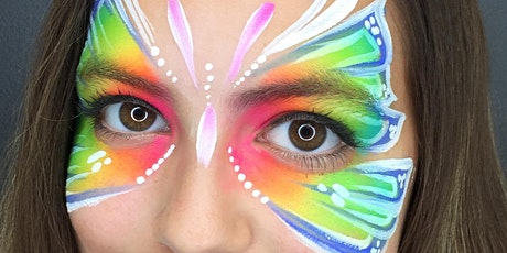 FANTASY FACE PAINTING WORKSHOP tickets