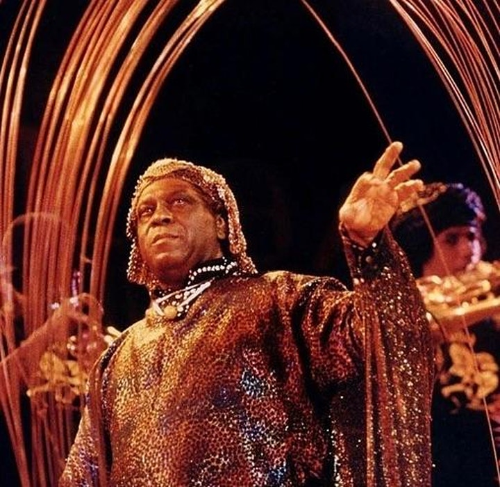 Sun Ra's Chicago: Afrofuturism and the City image