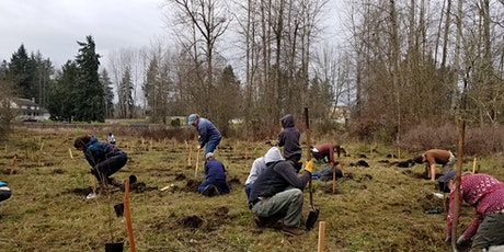Yelm Shoreline Planting with Nisqually River Education Project tickets