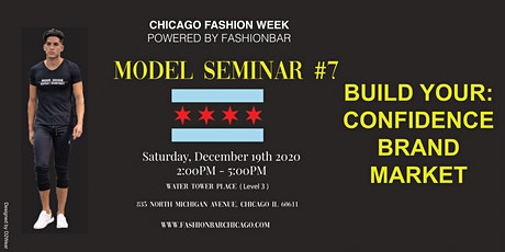 Model Seminar - WALKING CLASS #7 FINAL FOR 2020! tickets