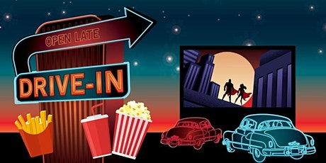 Pop-Up Drive-In Movie Fundraiser for Comer Children's tickets
