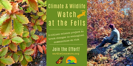 Fall Climate & Wildlife Watch at The Fells tickets