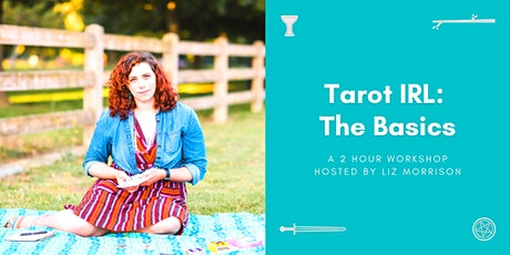 Tarot IRL: The Basics (Sat 9/26) tickets