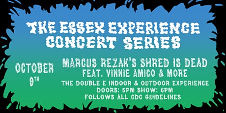 Marcus Rezak's Shred is Dead Ft. Vinnie Amico & More tickets