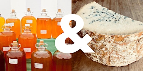 Cider vs Cheese- tasting session part three tickets