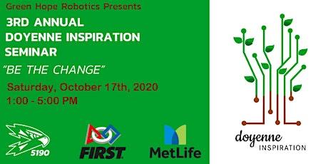 Doyenne Inspiration 2020 Seminar Event tickets