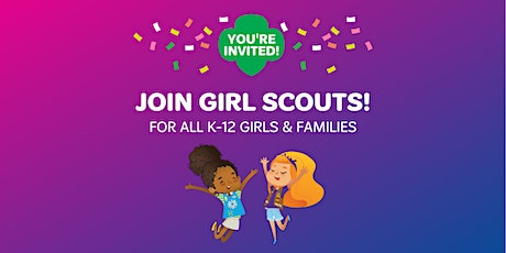 Girl Scout Join Party - Join Girl Scouts in Sachse, TX tickets