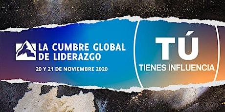 LA CUMBRE GLOBAL DE LIDERAZGO  Guadalajara 2020 entradas