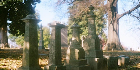 Scandals & Scoundrels: A Walking Tour of Elmwood Cemetery tickets